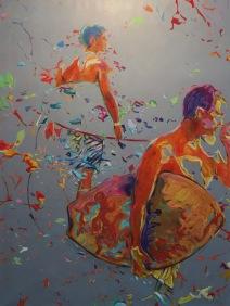 """Armin Scheid - """"Surfin the Elements II"""""""