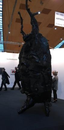 Urban Hüter - Black Vessel