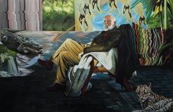 Burkhard Driest - Meister Lüpertz