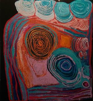 Art Kelch | Nyarapayi Giles - Warrmurrungu