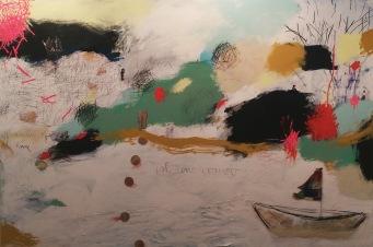 Galerie Kampl | Rebecca Raue - Leben ist anderswo