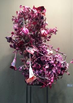 GALERIE ZULAUF | Lita Cabellut - Flower Installation