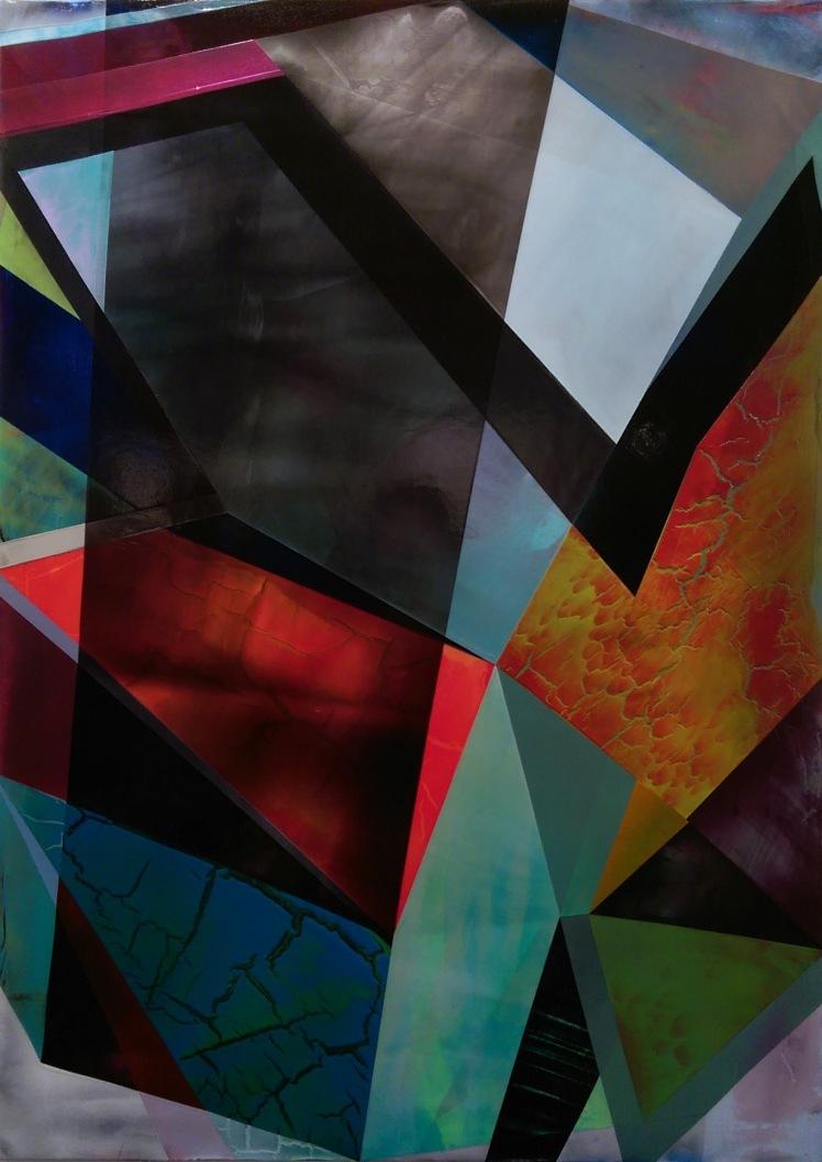 Motoro12 Contemporary Art | Ian Hagarty - Sours Won't Shut