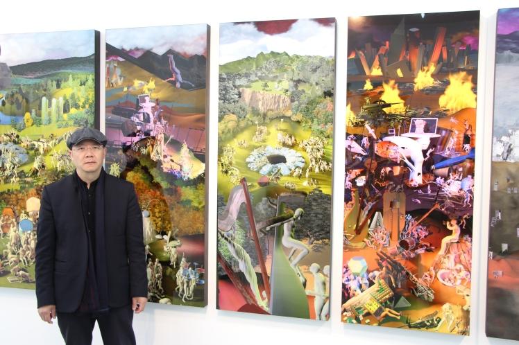 Microcosm, Miao Xiaochun 2008