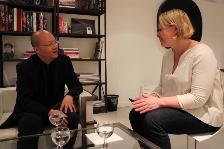Miao Xiaochun & Susie Kahlich @ Galerie Paris-Beijing