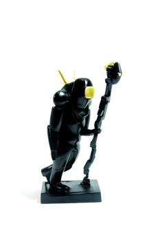 stefan fromberger | gadget collector | Kunstharz | 10x36x15 | 2011