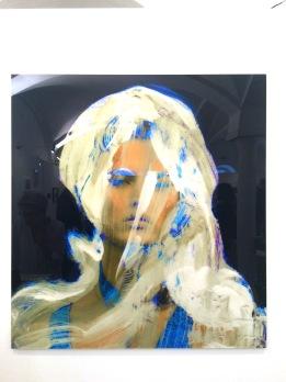 Eva Kunze - Blue Amazon, Lambda Print unter Acrylglas, Edition Auflage 10, 2013
