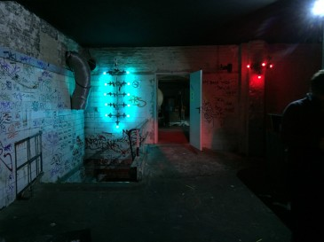 The Dark Rooms - An immersive art exhibition in complete darkness, Berlin