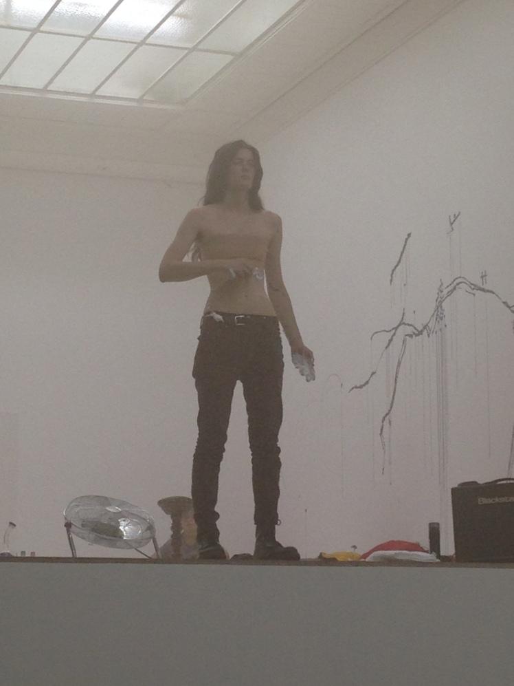 Angst II | Anne Imhof 2016