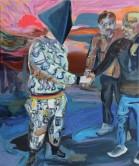 Wolfang Neumann, Faschong, 2015, 60 x 50 cm