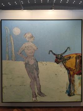 John Kiki - Daphne | Galerie Wahrenberger
