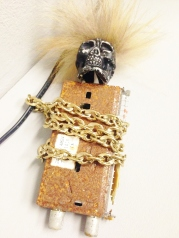 Nina E Schoenefeld's Hacker On the Run : Rise of the Black Wolf at coGalleries in Berlin