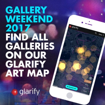 Gallery Weekend 2017 - Glarify Art Map