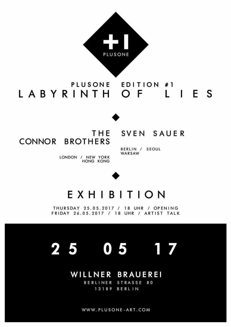 Labyrinth of Lies Poster - PLUSONE