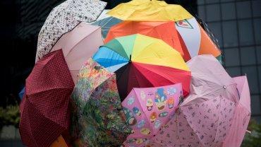 Regenschirm-Revolution in Hongkong credit: Alex Ogle|AFP|Getty Images