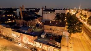 Willner brewery night by Frank Sauer