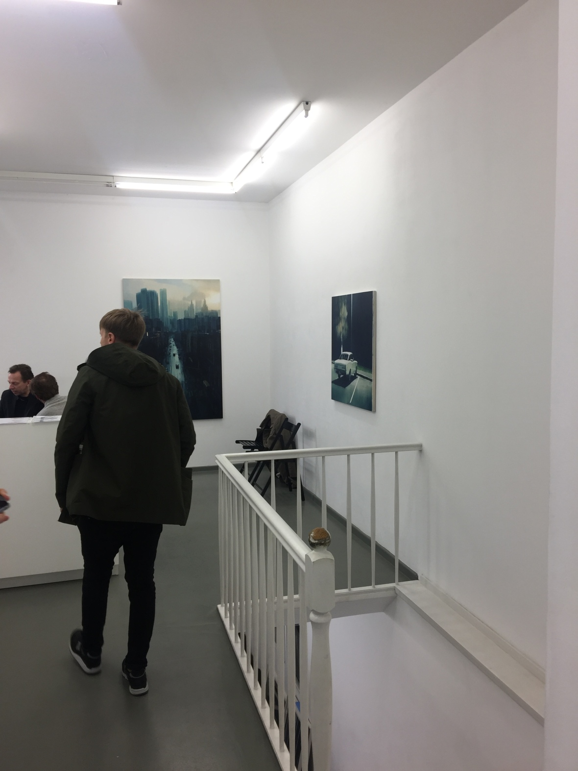 Jan Ros at Rasche Ripken Berlin
