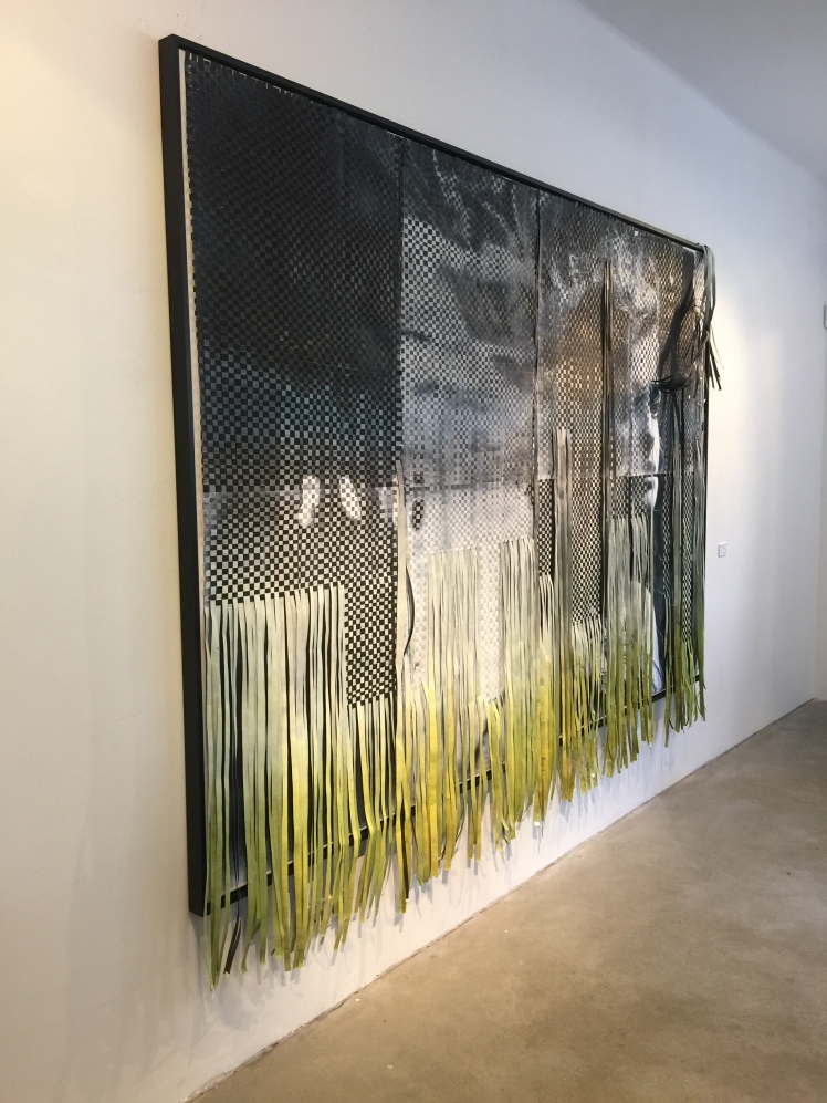 Tina Berning and Michelangelo di Battista at CWC Gallery