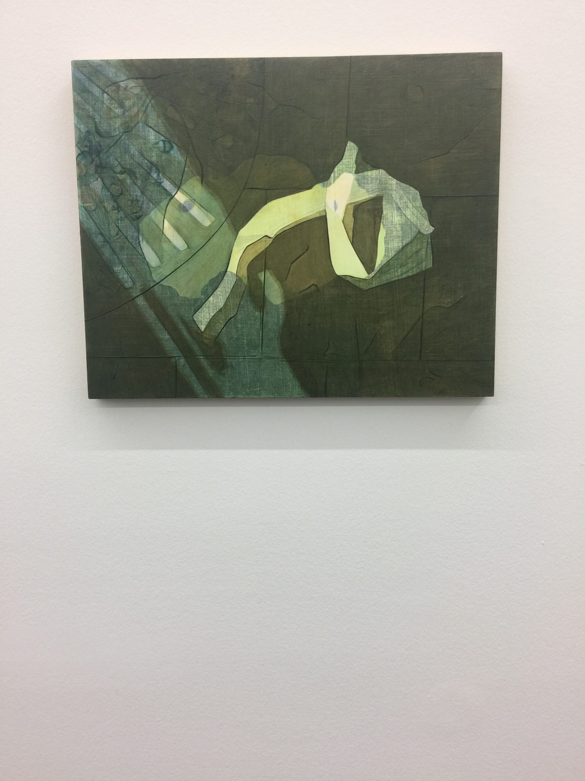 Iulia Nistor at Galeria Plan B