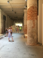 Yorgos Sapountzis - Sculptures Cannot Eat. 2017 * 1976 Greece, lives in Berlin Pavilion of the Common | 57th International Art Exhibition — la Biennale di Venezia