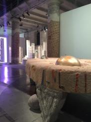 Erika Verzutti - Turtle. 2017 * 1971 Brazil, lives in São Paulo Pavilion of the Earth | 57th International Art Exhibition — la Biennale di Venezia