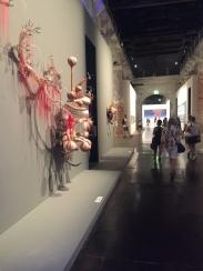 "Maha Malluh - Food for Thought ""Amma Baad"" 2016 * 1959 Saudi Arabia lives and works in Ryadh | 57th International Art Exhibition — la Biennale di Venezia"