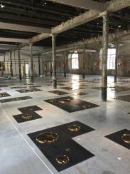 Liu Jianhua - Square. 2014 * 1962 China, lives in Shanghai Pavilion of Time and Infinity | 57th International Art Exhibition — la Biennale di Venezia