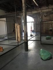 Alicja Kwade - WeltenLinie. 2017 * 1979 Poland, lives in Berlin Pavilion of Time and Infinity | 57th International Art Exhibition — la Biennale di Venezia