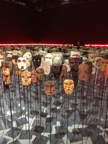 Chile Werken Commissioner: Consejo Nacional de la Cultura y las Artes, Chile Curator: Ticio Escobar Exhibitor: Bernardo Oyarzun | 57th International Art Exhibition — la Biennale di Venezia
