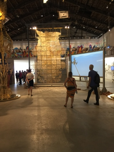 China Continuum-Generation by Generation Commissioner: China Arts and Entertainment Group Curator: Qiu Zhijie Exhibitors: Tang Nannan, Wu Jian'an, Wang Tianwen, Yao Huifen | 57th International Art Exhibition — la Biennale di Venezia