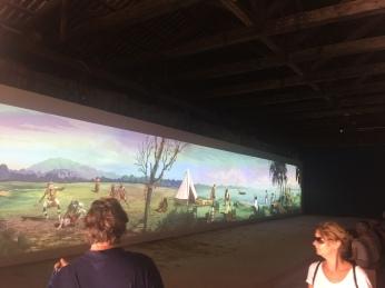New Zealand Lisa Reihana: Emissaries Commissioner: Alastair Carruthers Curator: Rhana Devenport Exhibitor: Lisa Reihana | 57th International Art Exhibition — la Biennale di Venezia
