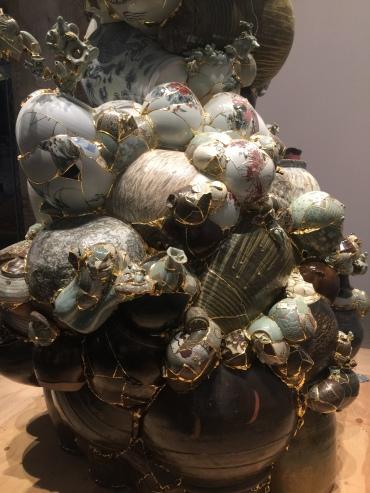 Yee Sookyung - Sculpture, 2017 * 1963 Korea, lives in Seoul Pavilion of Traditions | 57th International Art Exhibition — la Biennale di Venezia